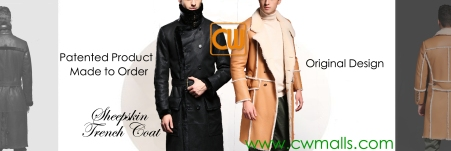 CWMALLS Sheepskin Trench Coat.jpg